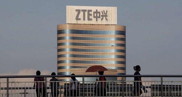 تحریم کمپانی ZTE توسط ایالات متحده کلید خورد