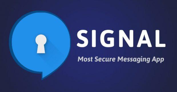 امن ترین پیام رسان