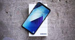 انتشار عکس های جدید گلکسی ای 7 پلاس (+Galaxy A7) با نمایشگر Infinity