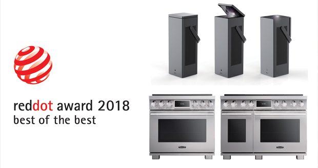 مراسم Red Dot Awards 2018