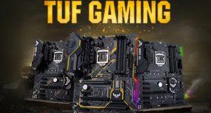 مادربوردهای سری TUF Gaming ایسوس