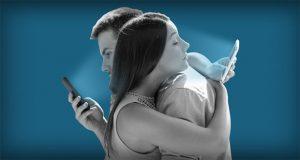 آسیب های تلفن همراه