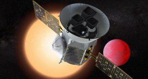 تلسکوپ فضایی تس (TESS) ناسا با موشک اسپیس ایکس به فضا میرود