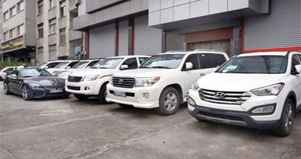 بررسی تعرفه واردات خودرو توسط مجلس