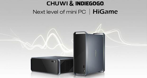 مینی کامپیوتر Chuwi Higame