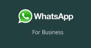 امنیت واتساپ - اکانت های تجاری