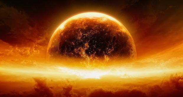 تازهترین پیش بینی آخرالزمان روز پایان جهان را 3 اردیبهشت اعلام کرده است!