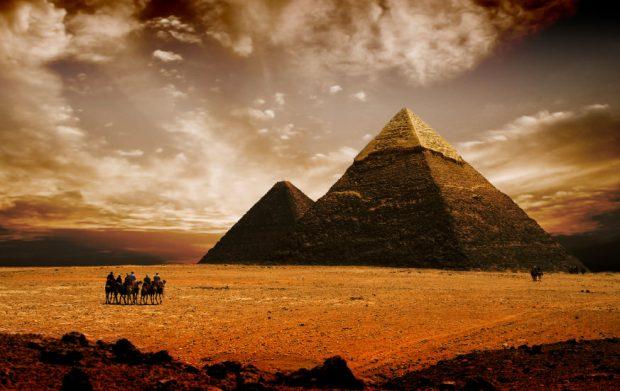 ستاره شناسی باستانی اسرار ساخت اهرام مصر را آشکار میکند!
