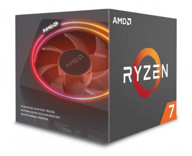 نسل دوم پردازنده های دسکتاپی رایزن AMD