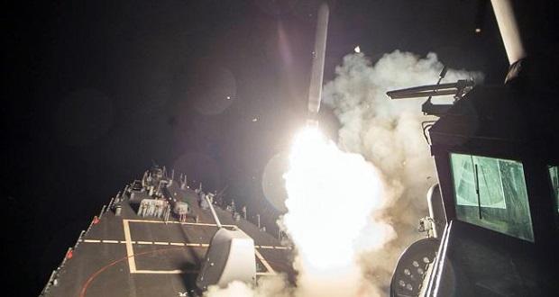 حمله به سوریه