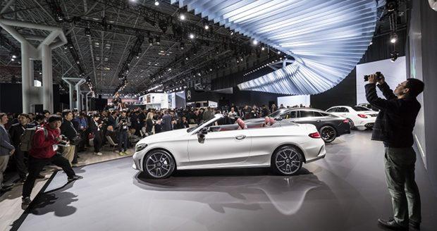 نمایشگاه خودرو نیویورک 2018