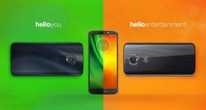 قیمت گوشی های موتو جی 6