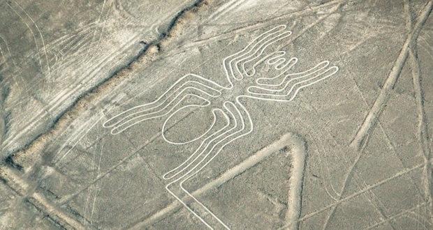 بخش جدیدی از نقاشیهای صحرایی چند هزار ساله خطوط نازکا کشف شد
