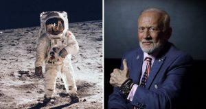 آزمایش دروغسنج بر روی فضانورد پرافتخار باز آلدرین اطلاعات عجیبی را آشکار کرد!