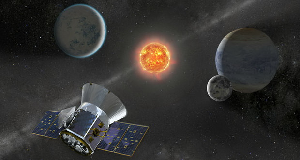 پخش زنده پرتاب تلسکوپ تس ناسا توسط موشک اسپیس ایکس را از کجا تماشا کنیم؟