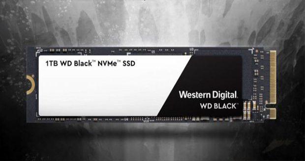 حافظه فوق سریع Black SSD وسترن دیجیتال