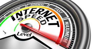 سرعت اینترنت همراه