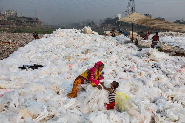 تصاویر دیدنی و نگرانکننده کمپین آلودگی پلاستیکی نشنال جئوگرافیک