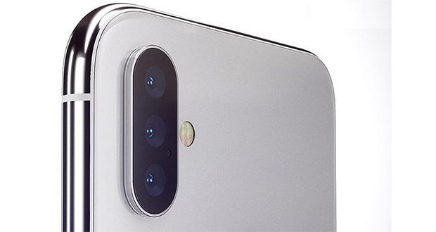 دوربین سه گانه آیفون 2019