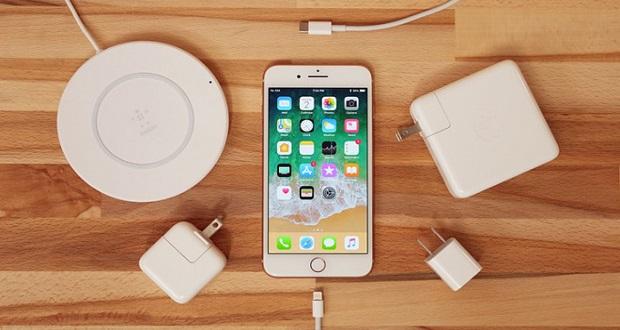 فناوری شارژ سریع در آیفون