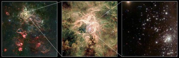 عظیم ترین جرم آسمانی در سراسر جهان کدام است؟!