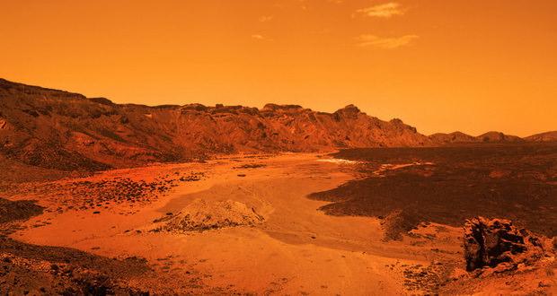 بهترین مکان برای کشف شواهد حیات باستانی بر روی مریخ تعیین شد
