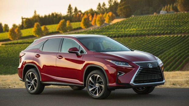 خودروهای شاسی بلند لوکس 2018