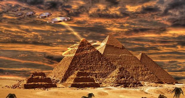 مهمترین موارد برخورد با یوفو در دوران باستان و قرنهای گذشته
