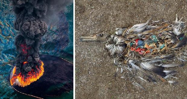 30 تصویر شوکه کننده از آثار مخرب زندگی بشر بر روی سیاره زمین