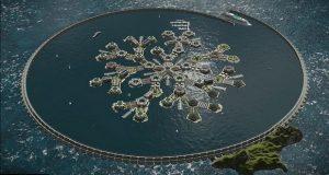 اولین کشور شناور جهان در سال 2022 در اقیانوس آرام تاسیس خواهد شد!