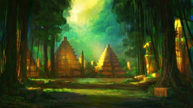 معرفی 5 شهر افسانه ای گمشده که تا به امروز اثری از آنها کشف نشده است!