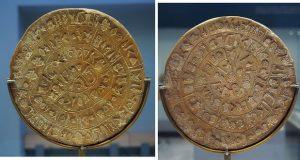 معمای شیئ باستانی 3700 سالهای به نام صفحه فستوس