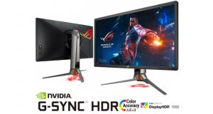 مانیتور ROG Swift PG27UQ ایسوس
