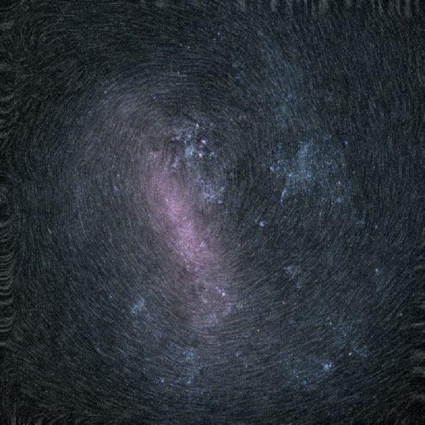 کاوشگر سازمان فضایی اروپا موفق به ثبت یک اثر انگشت کیهانی عظیم شد