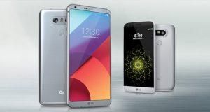 روند تکاملی گوشی های سری G ال جی