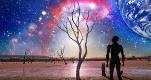 موجودات فضایی در یک جهان موازی زندگی میکنند!