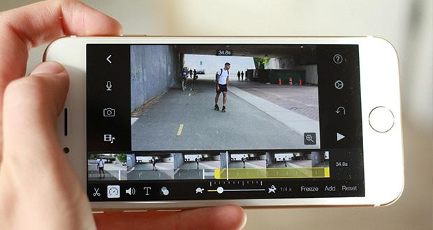 10 گوشی دارای قابلیت فیلمبرداری اسلوموشن