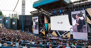 کنفرانس گوگل آی او 2018