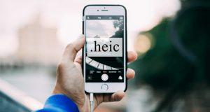 تبدیل تصاویر HEIC آیفون های اپل