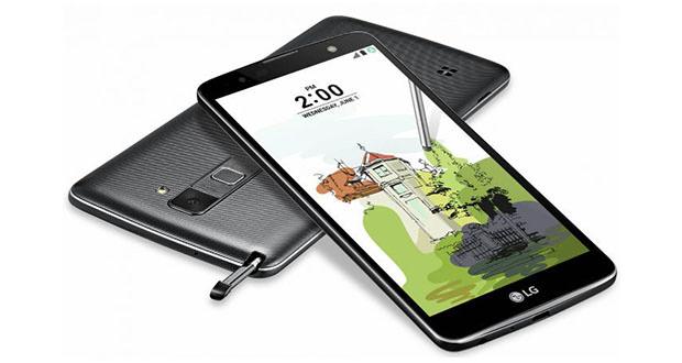 گوشی ال جی Q7 استایلوس پلاس