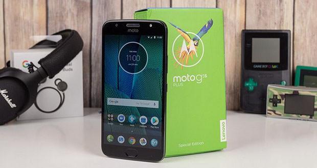 اندروید اوریو برای موتو G5S پلاس