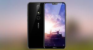 نوکیا ایکس 6 (Nokia X6)