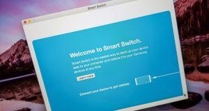 نرم افزار Smart Switch سامسونگ