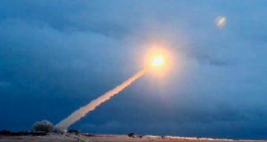 موشک کروز اتمی روسیه
