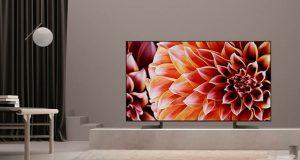 تلویزیون های خانواده Bravia X9000F سونی