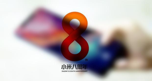 شیائومی می 8 ؛ گوشی ویژه شیائومی برای هشتمین سالگرد