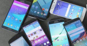 واردات گوشی های موبایل