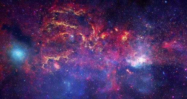 اشیا اسرارآمیزی در حال نزدیک شدن به سیاه چاله مرکز کهکشان راه شیری هستند!