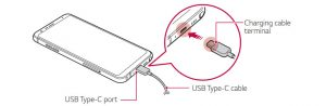 مشخصات فنی ال جی استایلو 4