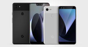 تصاویر گوگل پیکسل 3